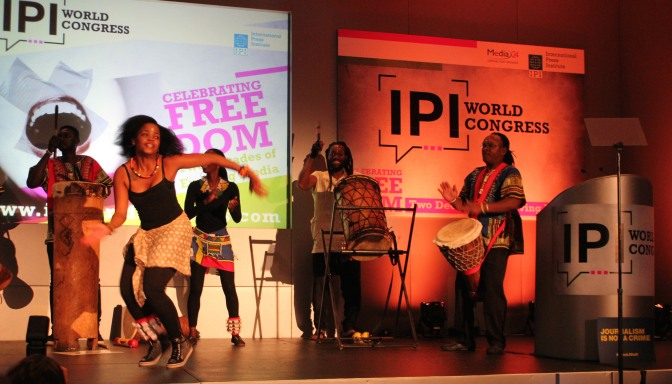 IPI Congress '14: The opening ceremony