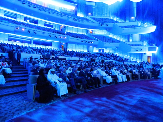 Intel Science Arab competition Report