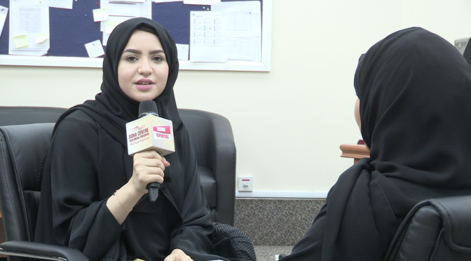 Junior Reporter's Life Interview with Dr. Hanan Al Fayyad